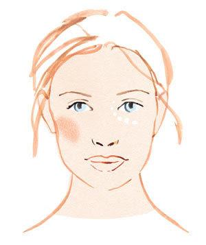 صورت و آرایش طبیعی